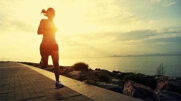 Corrida é uma modalidade em que os praticantes alegam muito bem-estar