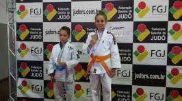 Judoca Maria Antônia
