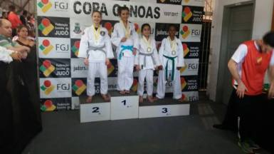 Atleta Mariana Copa Canoas