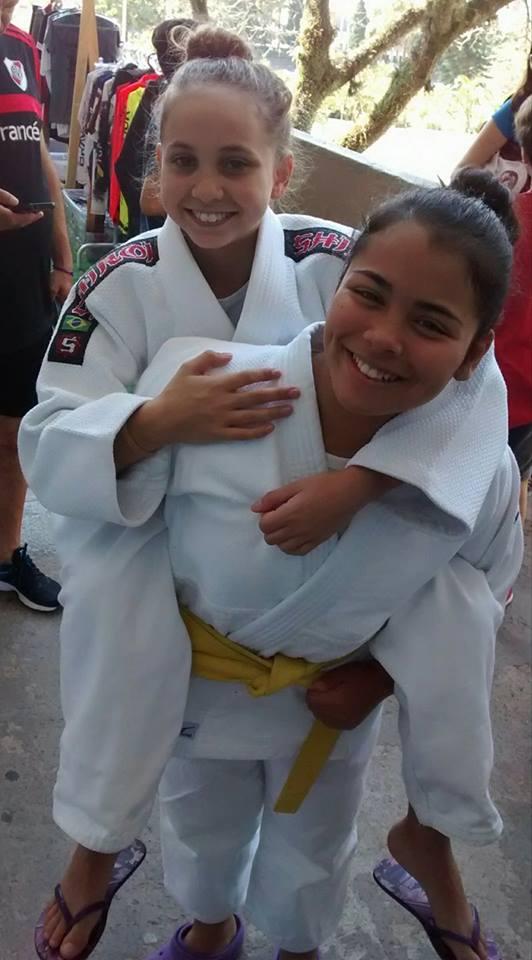 Copa Sogipa Julia e Maria