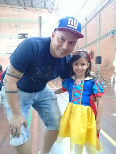 04 Rafael Reichard e a filha Rafaela
